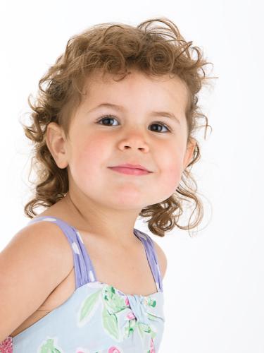 Berkhamsted Toddler Portrait