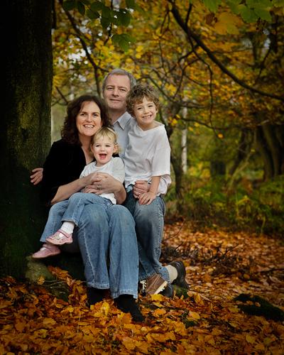 Tring Family Portrait Photographer