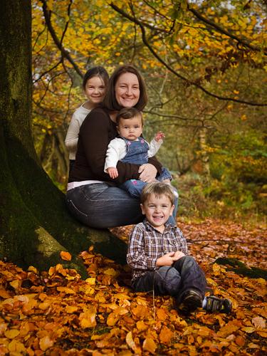 Dunstable Family Portrait Photographer