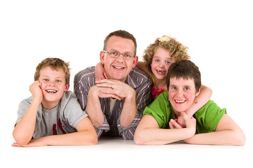 Watford Family Portrait