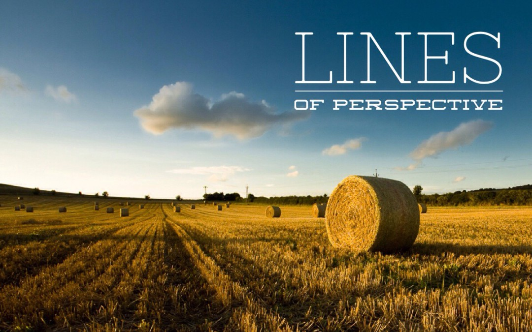Photography Tip – Lines of Perspective