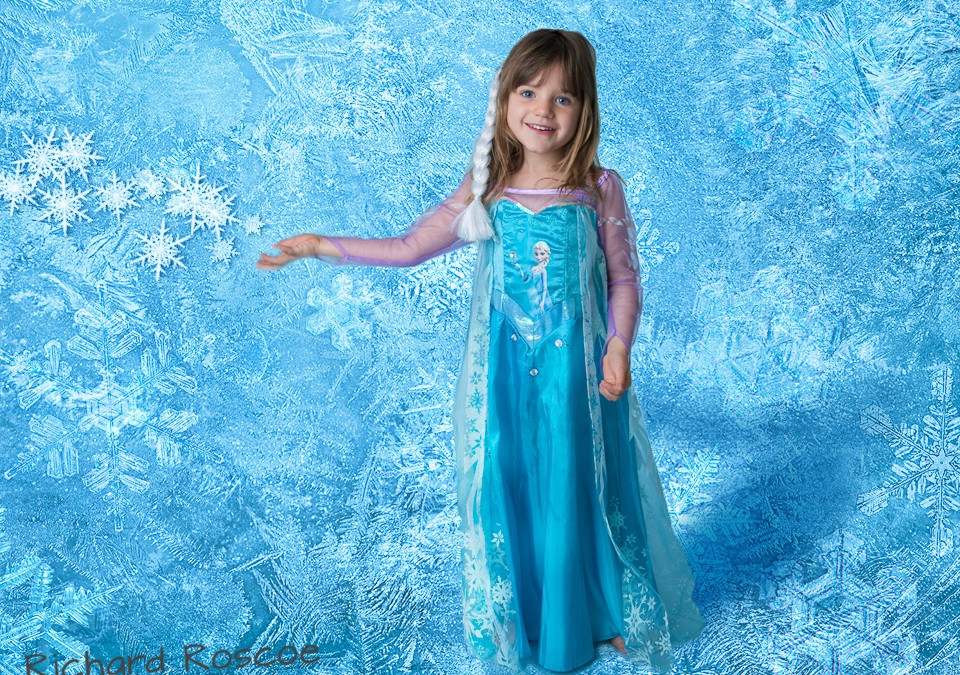Frozen Portraits – Elsa or Anna?