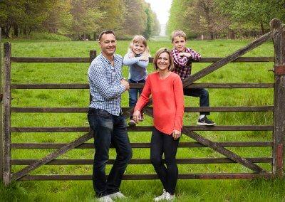 Berkhamsted Family photograph