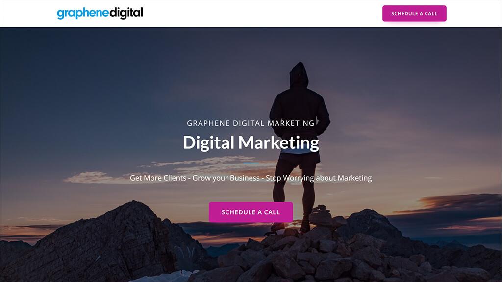 Our web designers – Graphene Digital Marketing